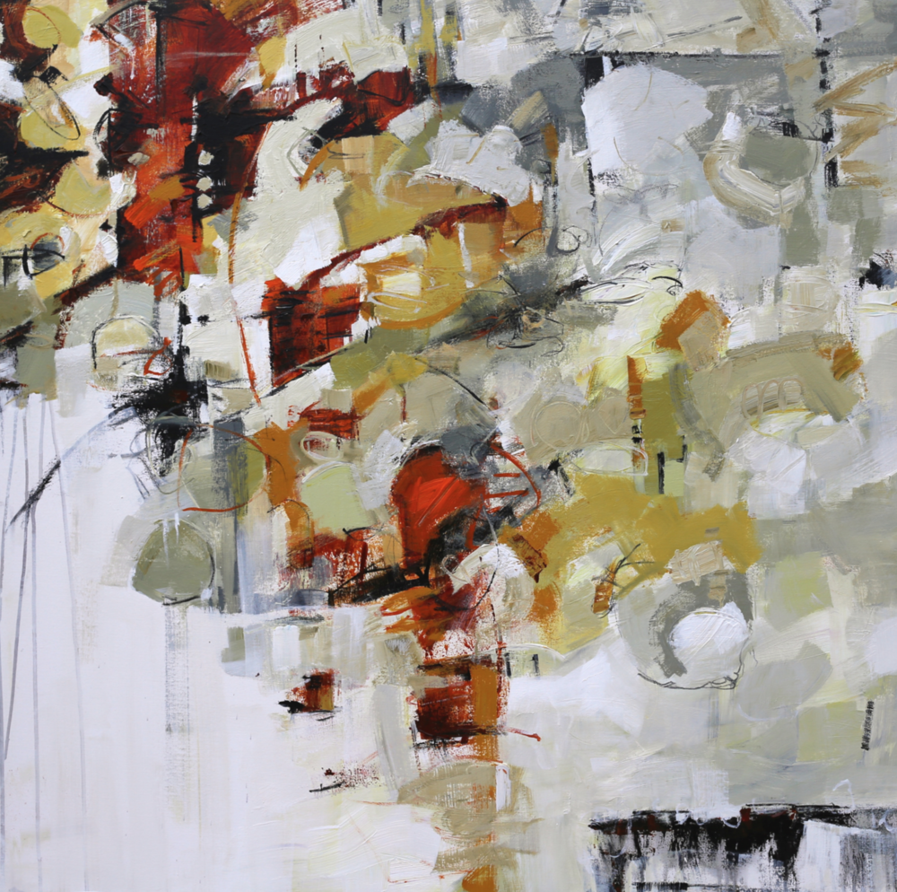 Elizabeth Chapman Abstracts - Drop by to see my Available Paintings