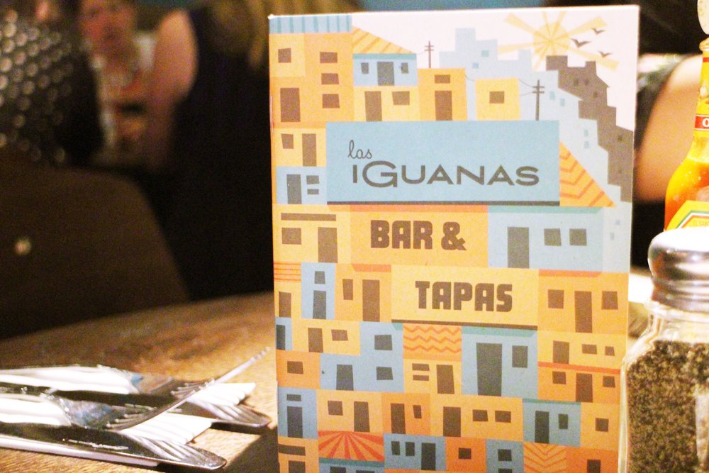 30TH AUGUST - The launch of the new Las Iguanas branch over on Temple street. I made my way into Birmingham around 7:30pm excited to try some new and interesting food from a restaurant I was yet to try.