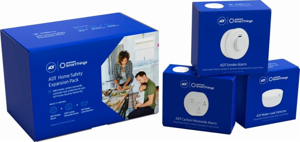 SmartThings ADT Home Safety Expansion Kit