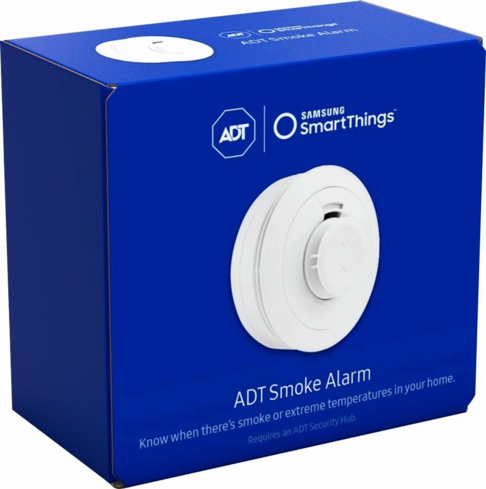 SmartThings ADT Smoke Alarm