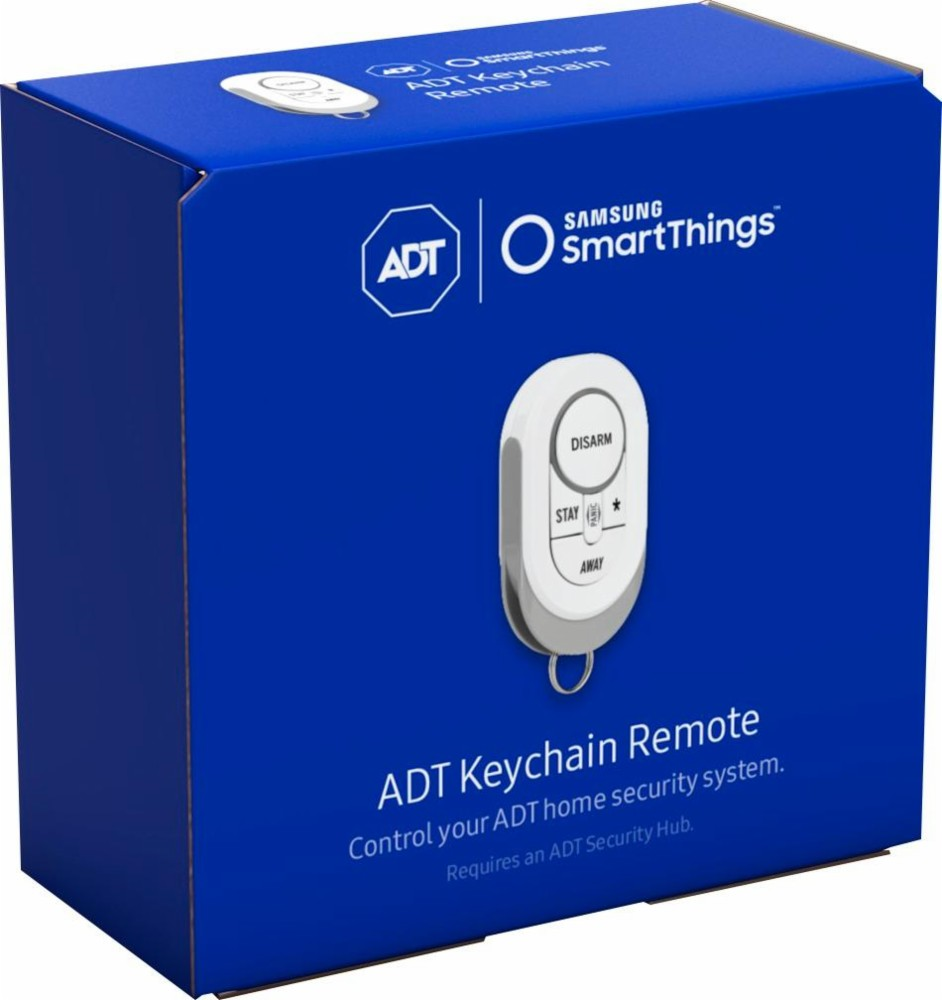 SmartThings ADT Keychain Remote