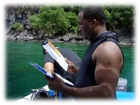 Participatory Reef Surveys