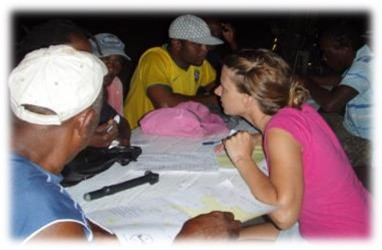 Validating Fishing Knowledge Carriacou