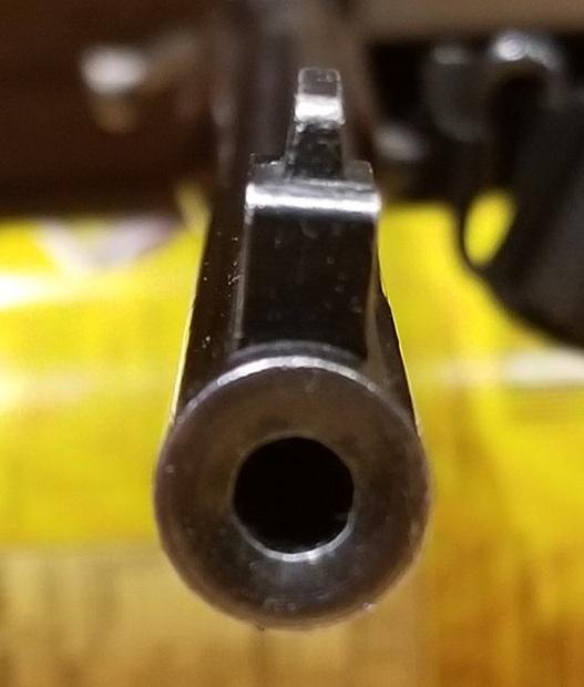 Standard HOB of a Oregon Arms Chipmunk