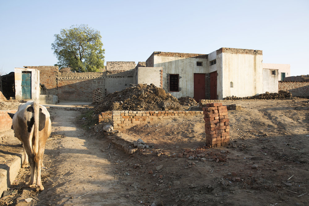 A's plot of land in Fugana, where six of the seven gang-rape victims are from, is now just a pile of bricks. A widow with eight children, her sons dont keep up with her anymore. She had to sell her house, worth about Rs 400,000, for a mere Rs 20,000. She lost her cattle too, so now she works in a spoon packing company to make ends meet .