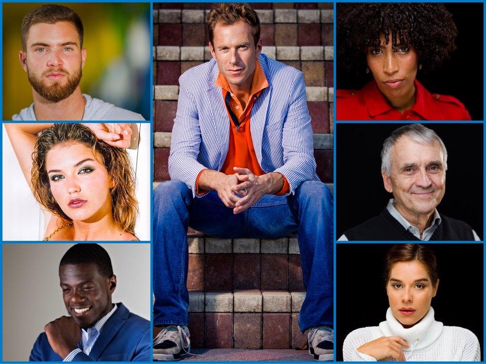 Actors and Models