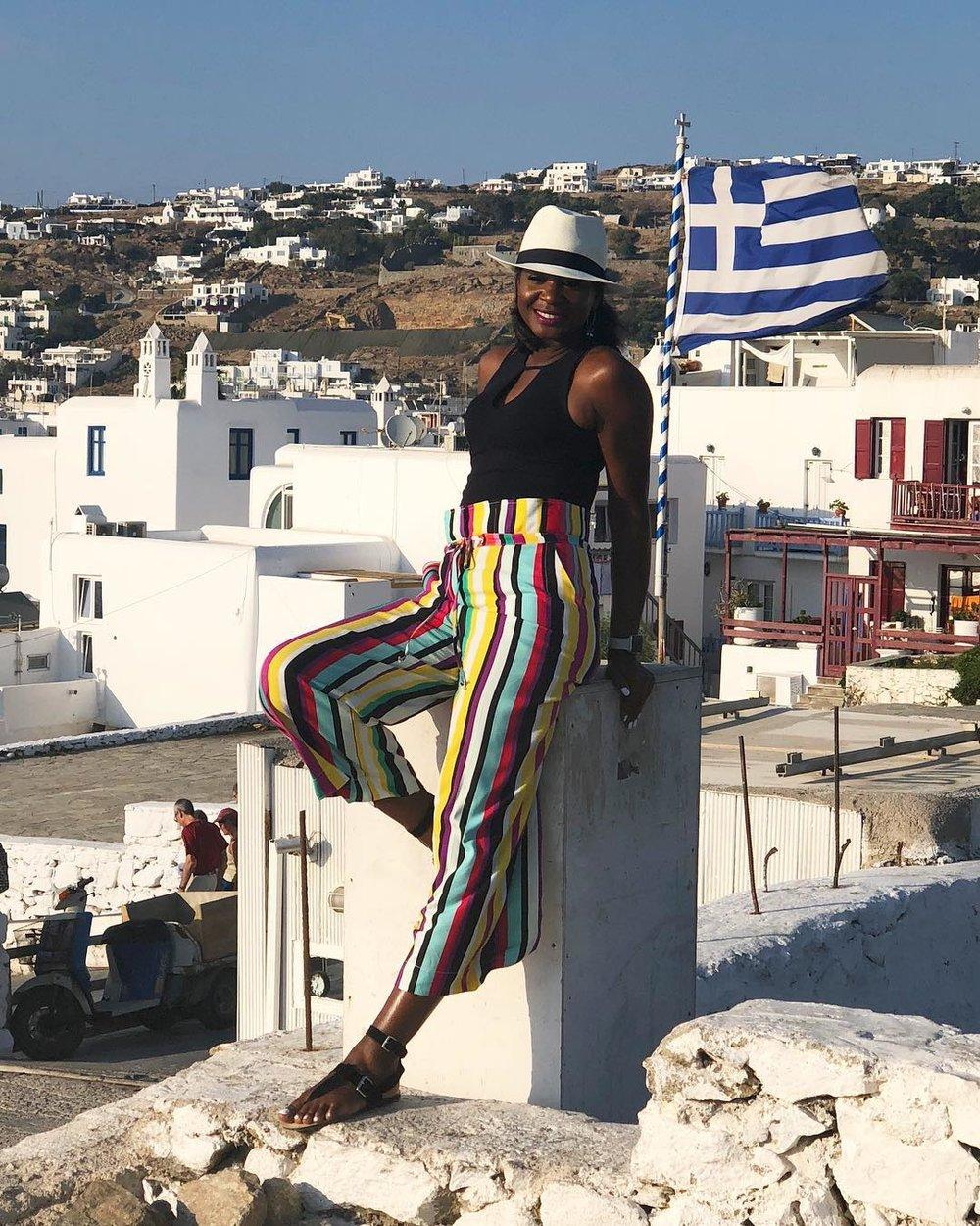 The #TravelFly Solo Week: Mykonos, Greece