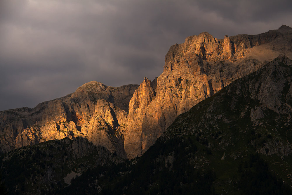 Brenta Group - Dolomites, Italy