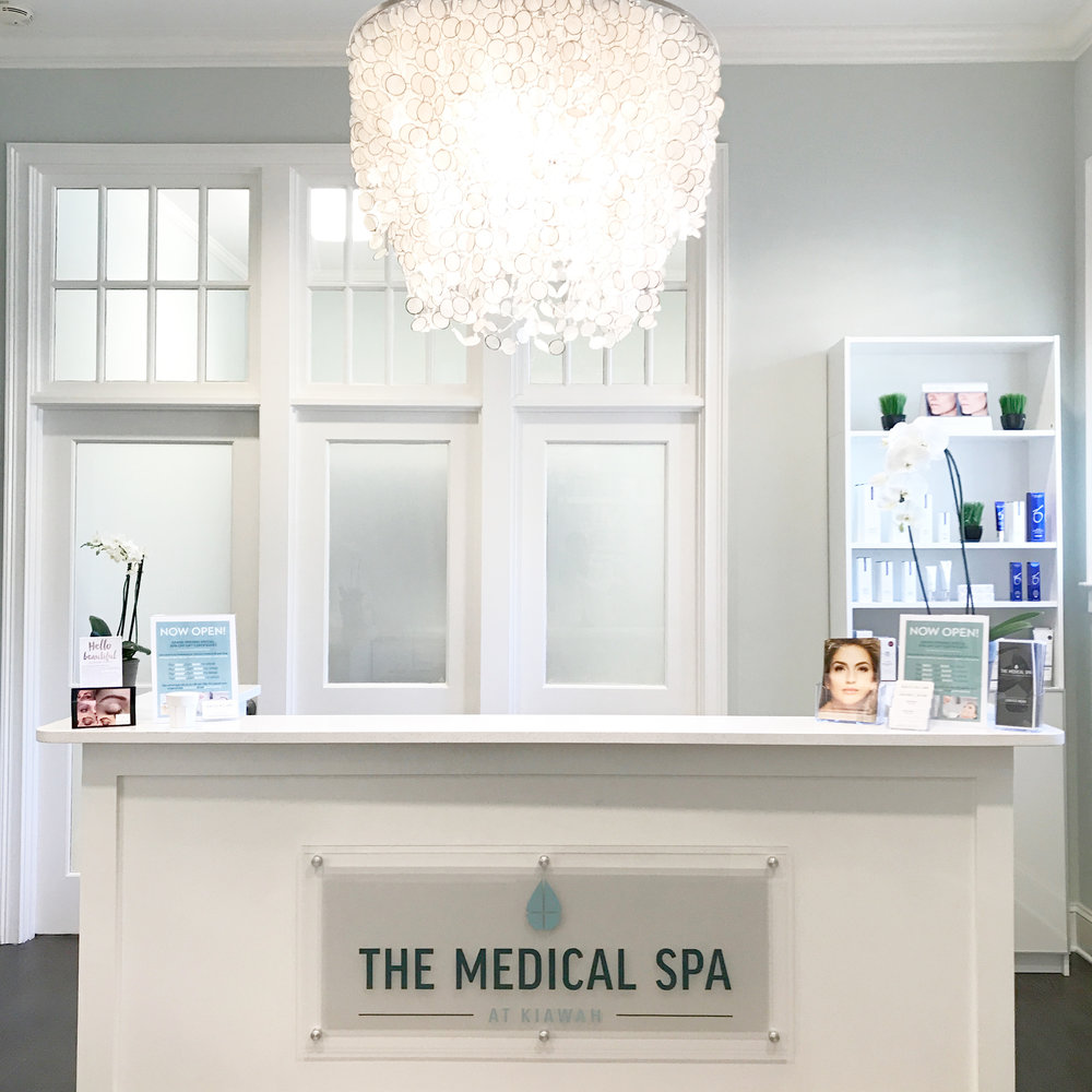 About - The Medical Spa at Kiawah was opened by Owner and Licensed Aesthetician Rebecca Williams in October 2017 to provide medical spa services to the residents and visitors of Johns, Kiawah and Seabrook islands.