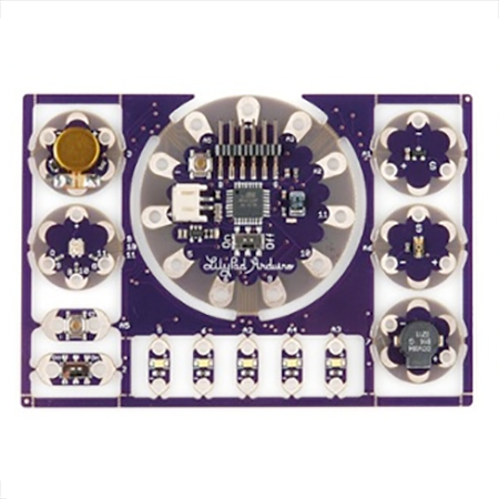 Adapting Lilypad dev board projects to protosnap plus - An overview of the updates made in the redesign of the LilyPad Development Board to the LilyPad ProtoSnap Plus and how to adapt code written for the old board to the new one.