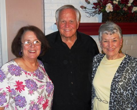 Loren Cunningham and his sisters Janice and Phyllis