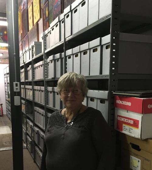Francine Locke Bray, Choctaw historian.