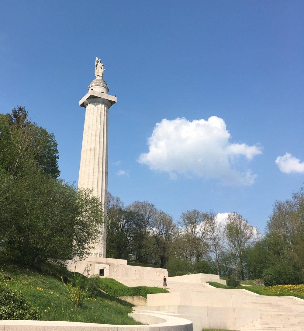 Montfaucon American Monument