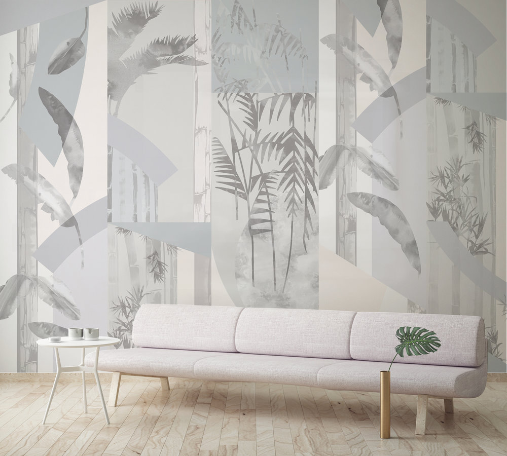 - Rise Wallcovering | Dusk Colourway