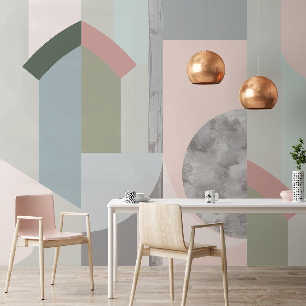 - Foundation Wallcovering | Dawn Colourway