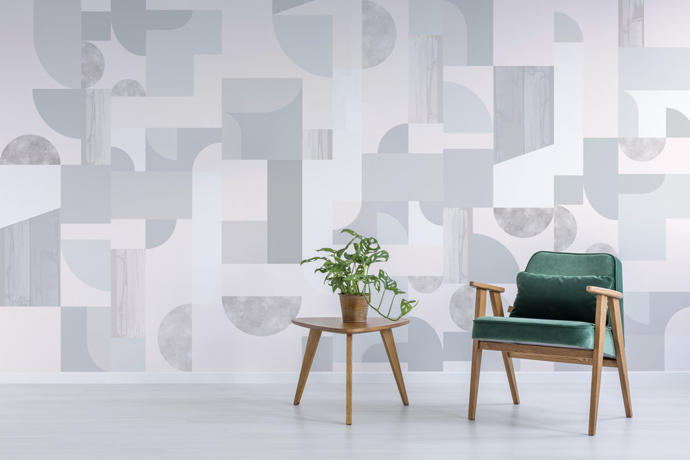 - Halfmoon Wallcovering | Dusk Colourway
