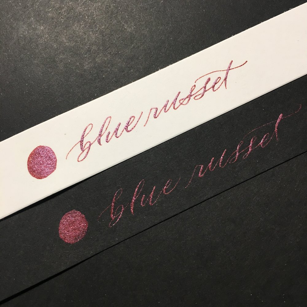 Blue Russet