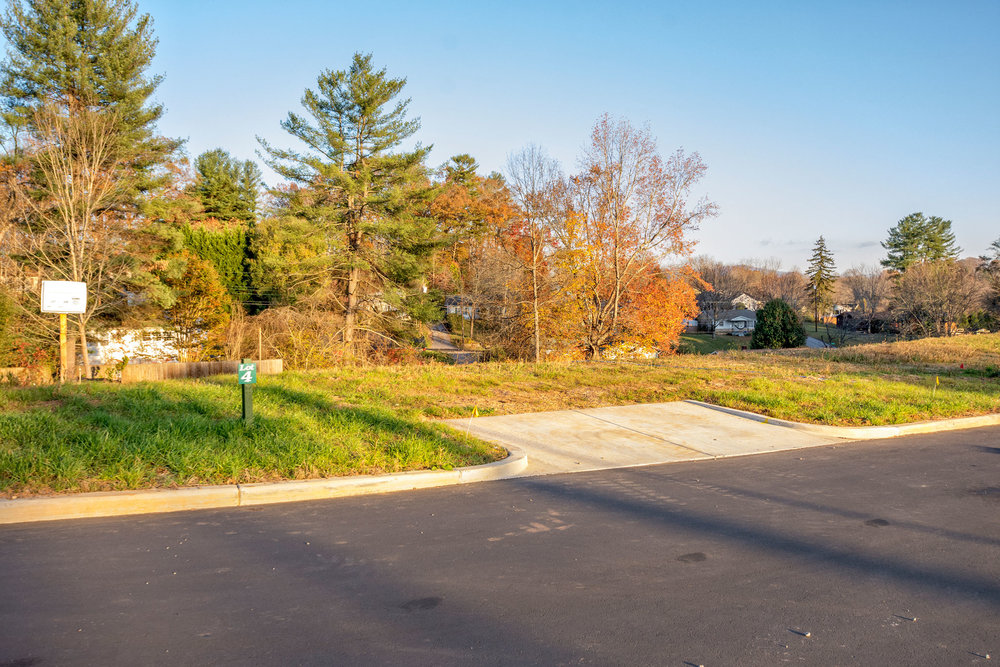 Lot 4 at Malvern Walk, West Asheville