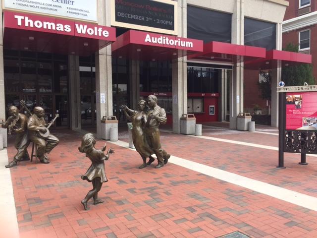 Thomas Wolfe Auditorium Asheville.JPG