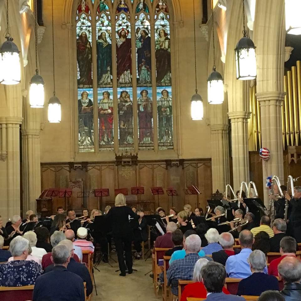 Metropolitan Flute Orchestra in Glasgow, Scotland