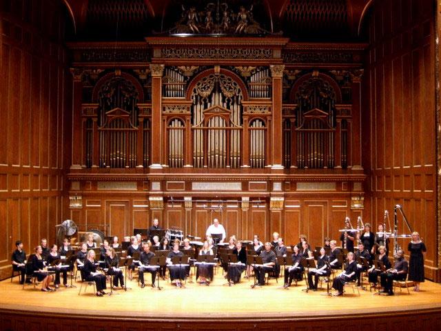 Metropolitan Flute Orchestra, 2007