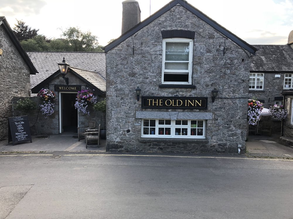 The Old Inn, Wide-combe-in-the-moor