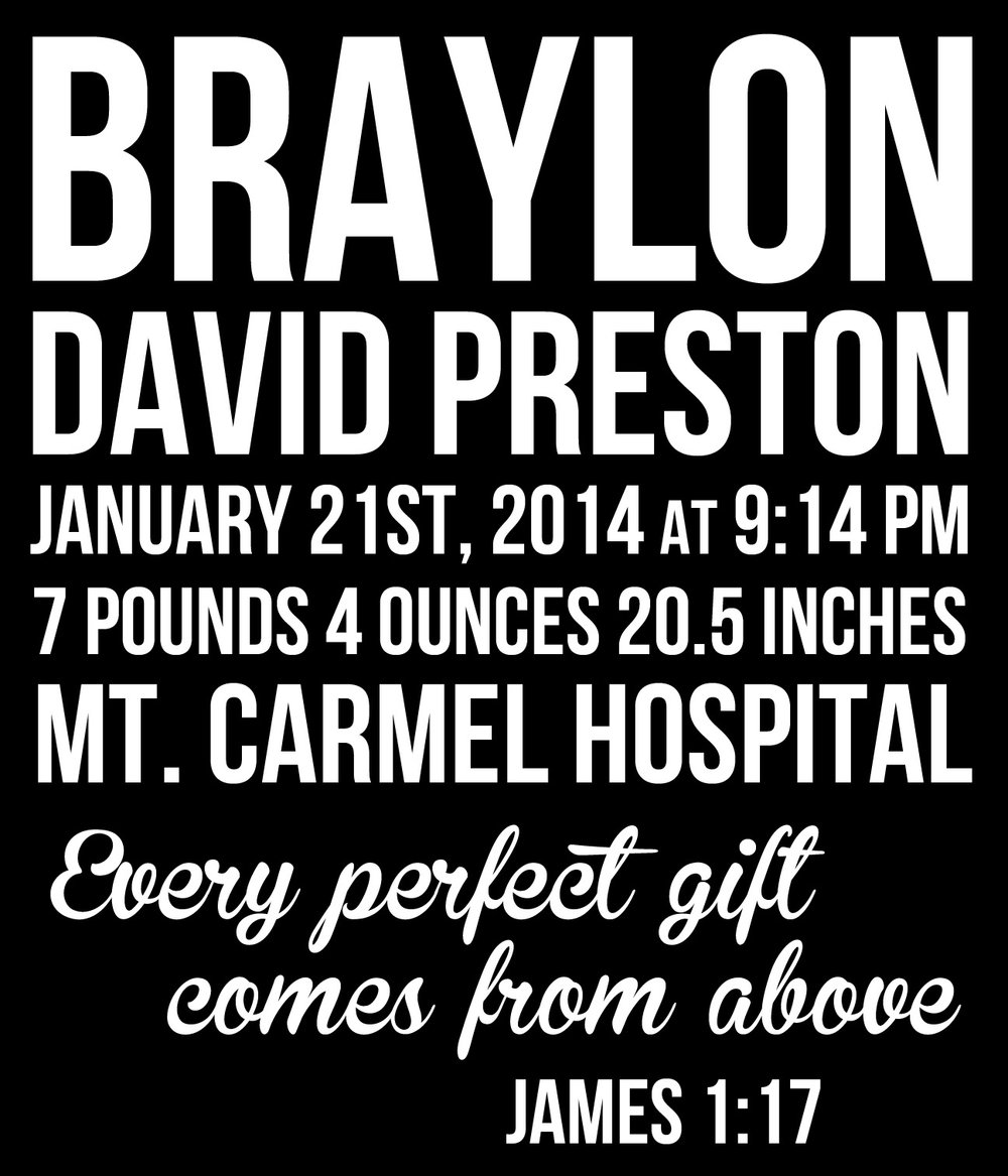 Children // Braylon David // 18x21 // $65