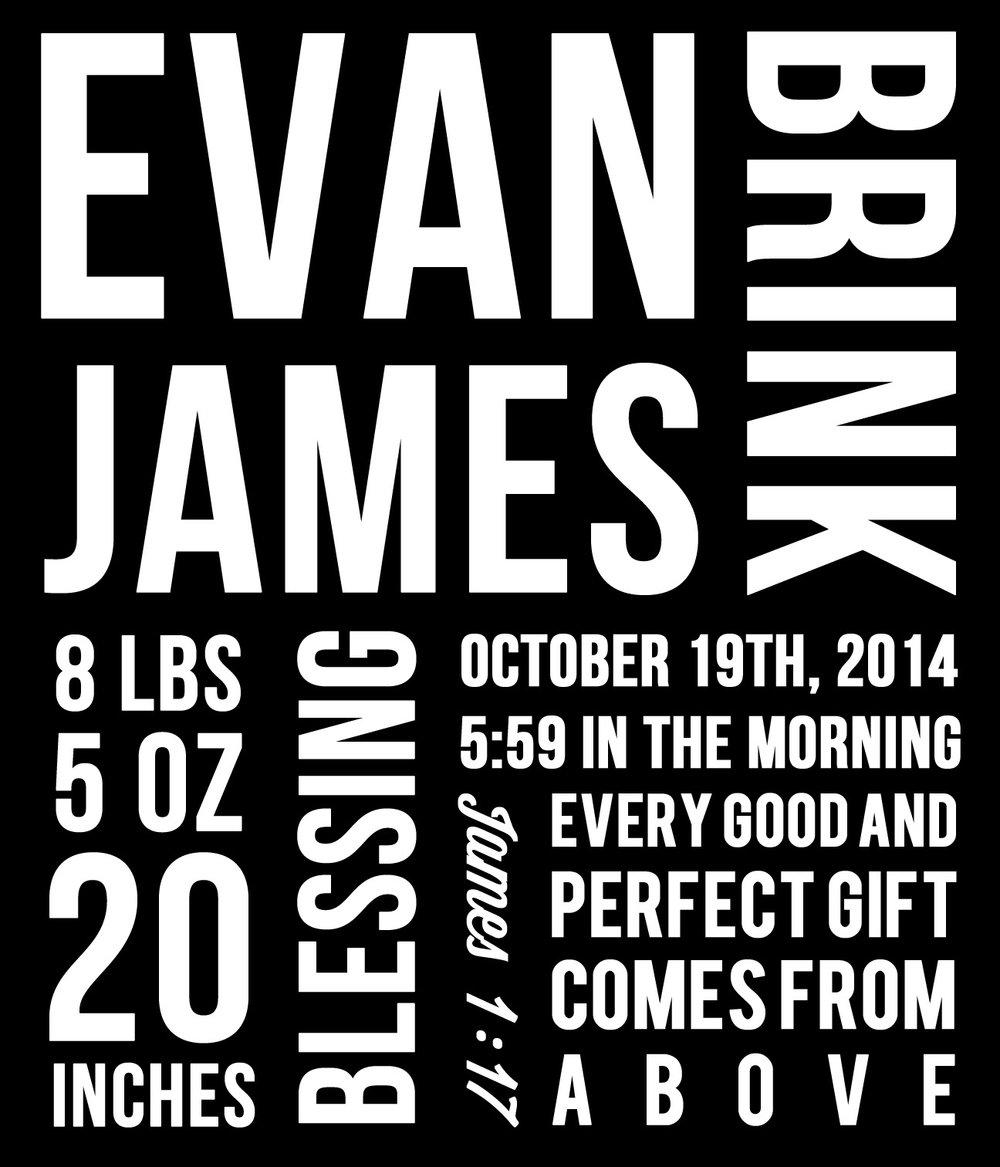 Children // Evan James // 18x21 // $65