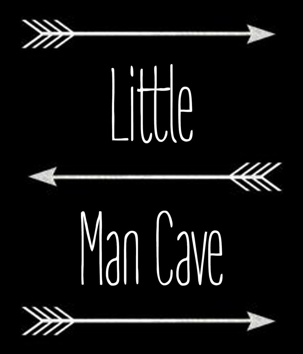 Children // Little Man Cave // 18x21 // $65