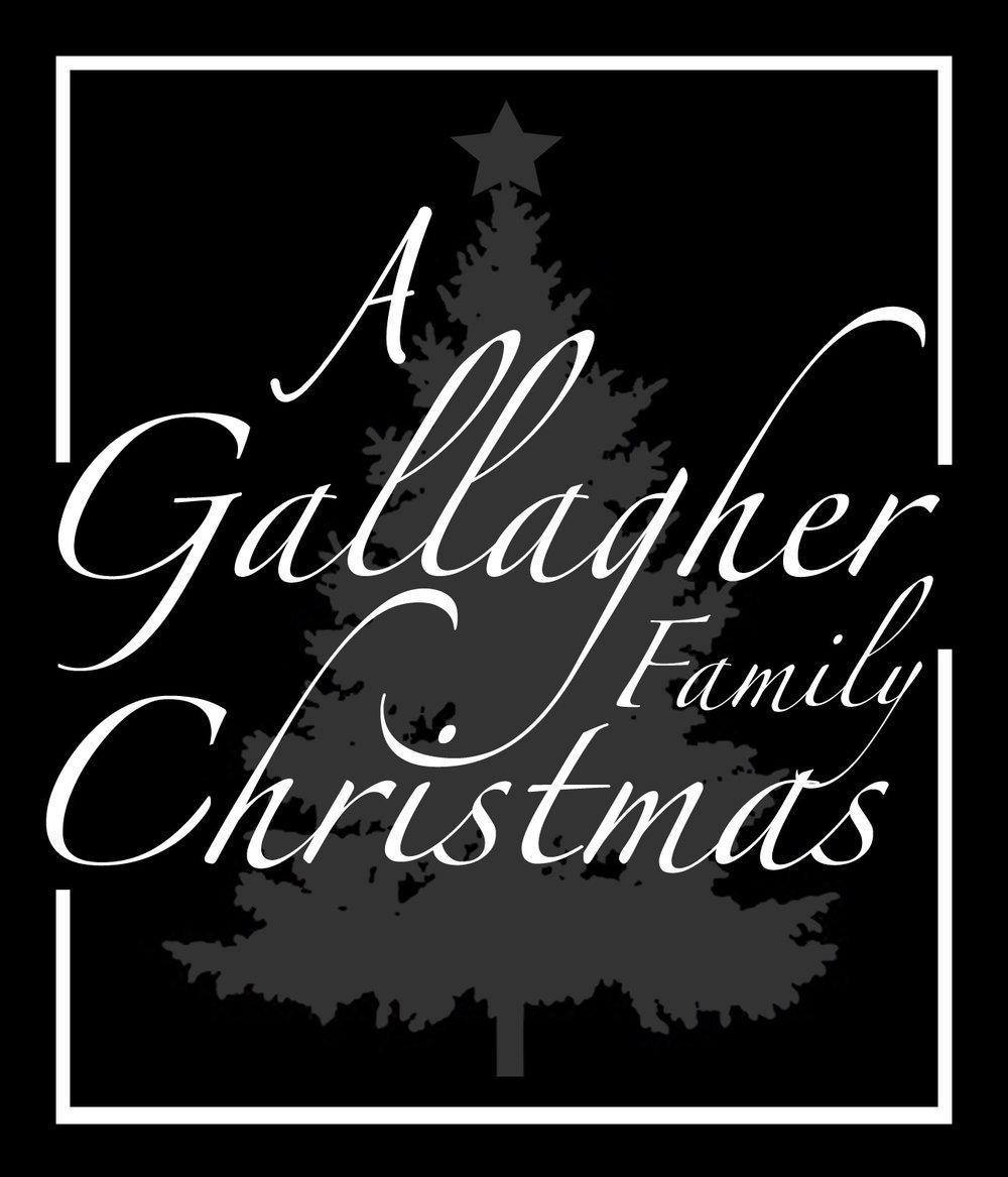 Christmas // Gallagher Christmas // 18x21 // $75