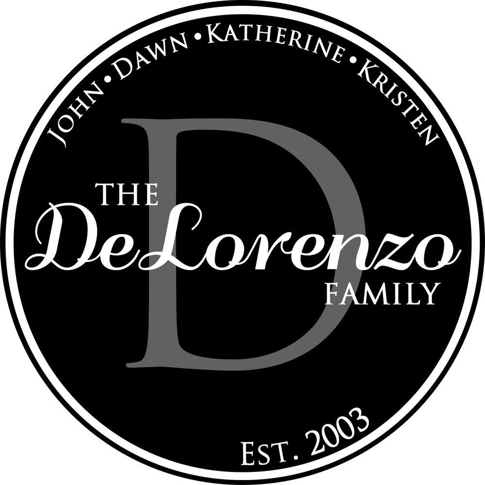 "Family // DeLorenzo // 24"" Round // $85-$95"