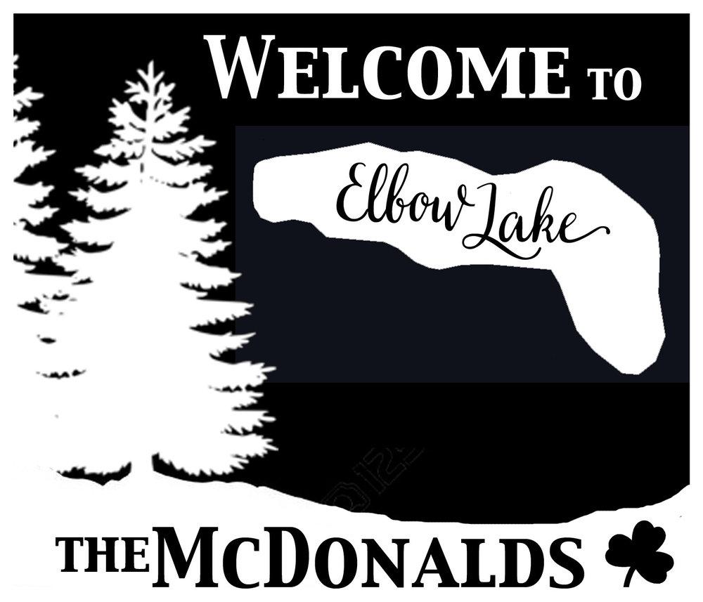 Family // Elbow Lake // 18x21 // $65