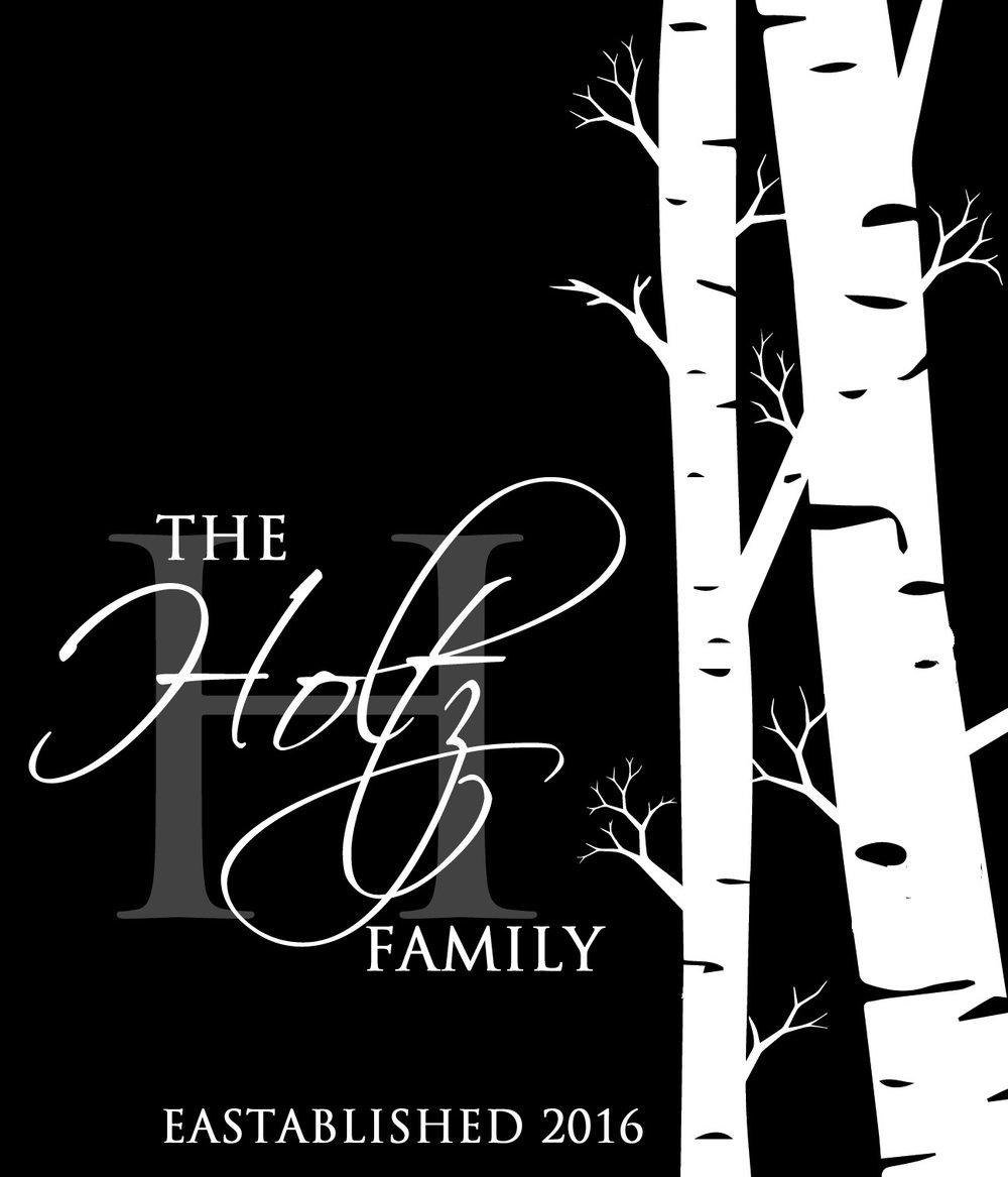 Family // Holtz Family // 18x21 // $75
