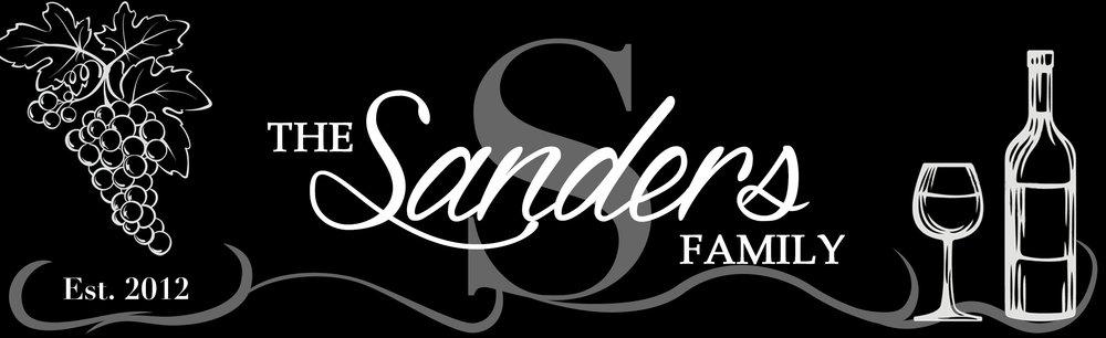 Family // Sanders Family // 12x36 // $75