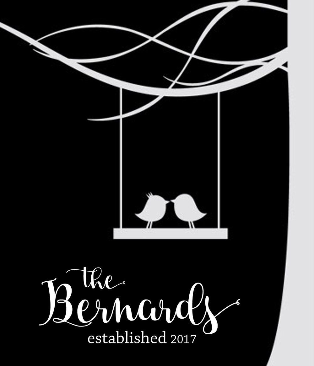 Family // The Bernards // 18x21 // $65