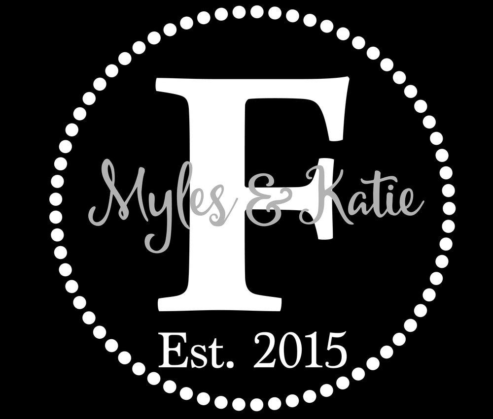 Wedding // Myles and Katie // 18x21 // $75