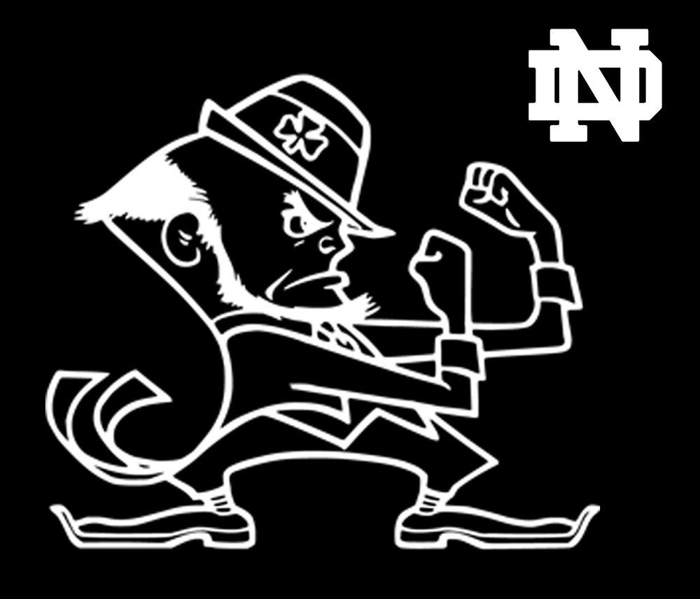 Sports // Notre Dame // 18x21 // $65