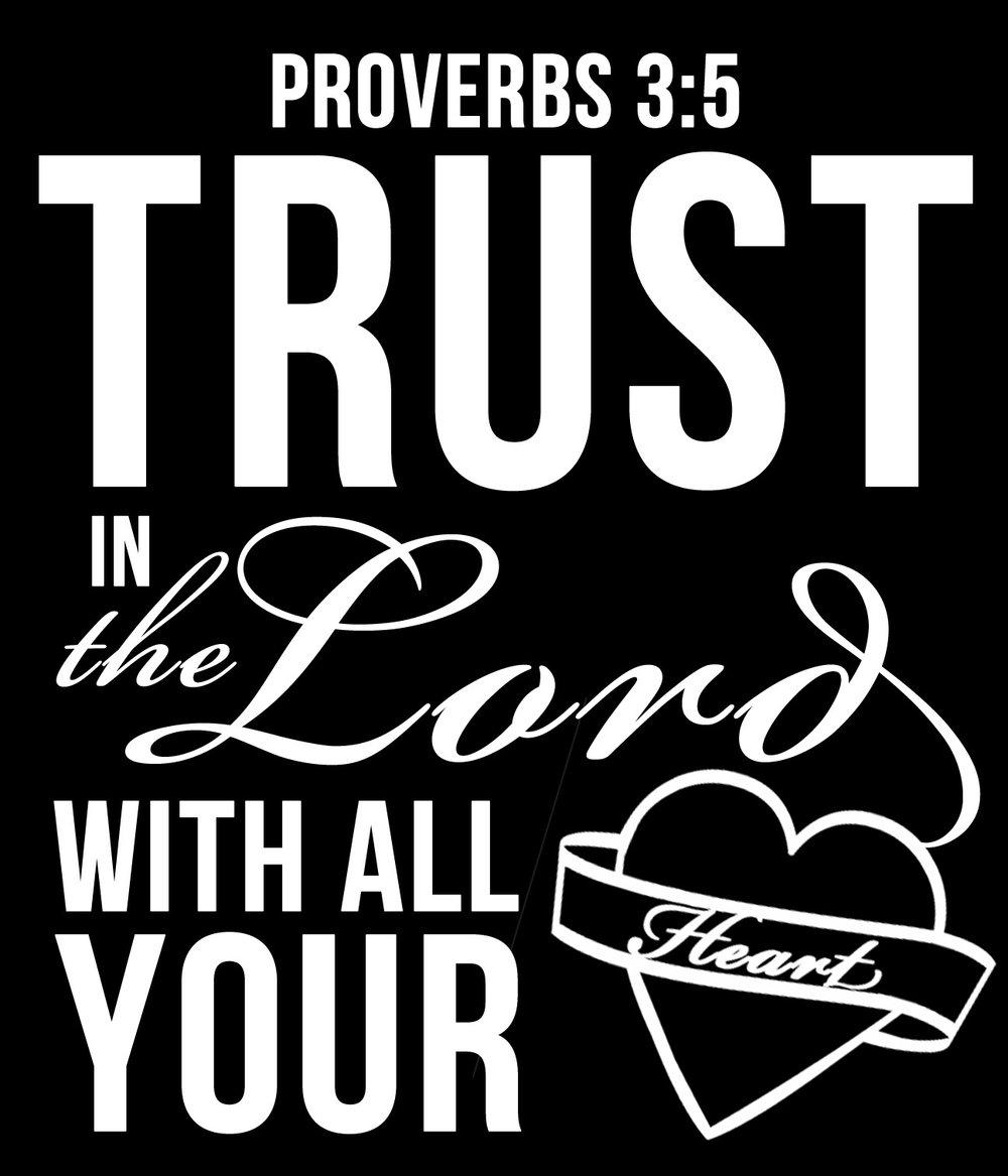 Spiritual // Proverbs 3-5 // 18x21 // $65