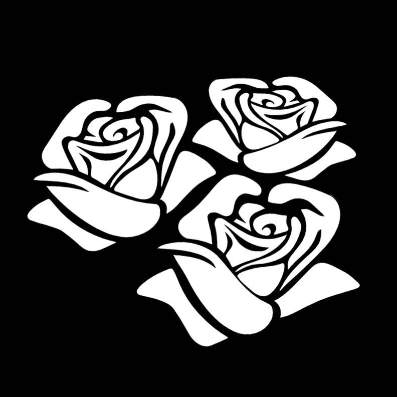 Flowers - 3 Roses