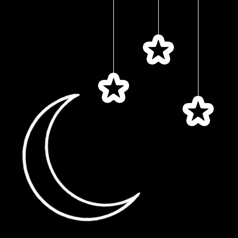 Random - Moon and Stars