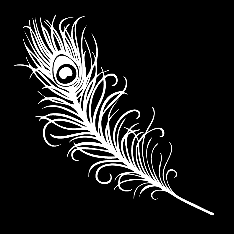 Random - Peacock Feather