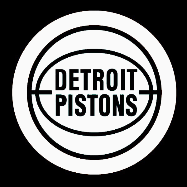 Sports - Detroit Pistons Logo