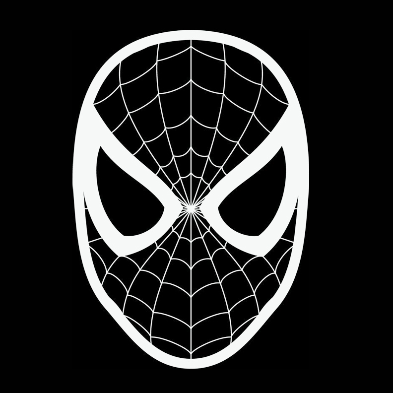 Super Heroes - Spiderman Mask