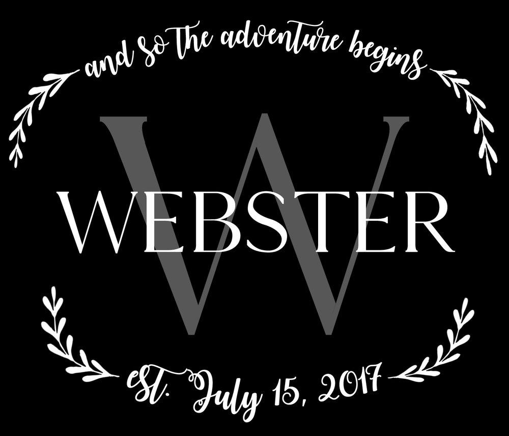 Wedding // Webster Adventure // 18x21 // $75