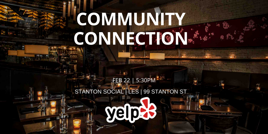 Upcoming events yelp business community connection yelp nyc community connection for business leaders marketers reheart Choice Image