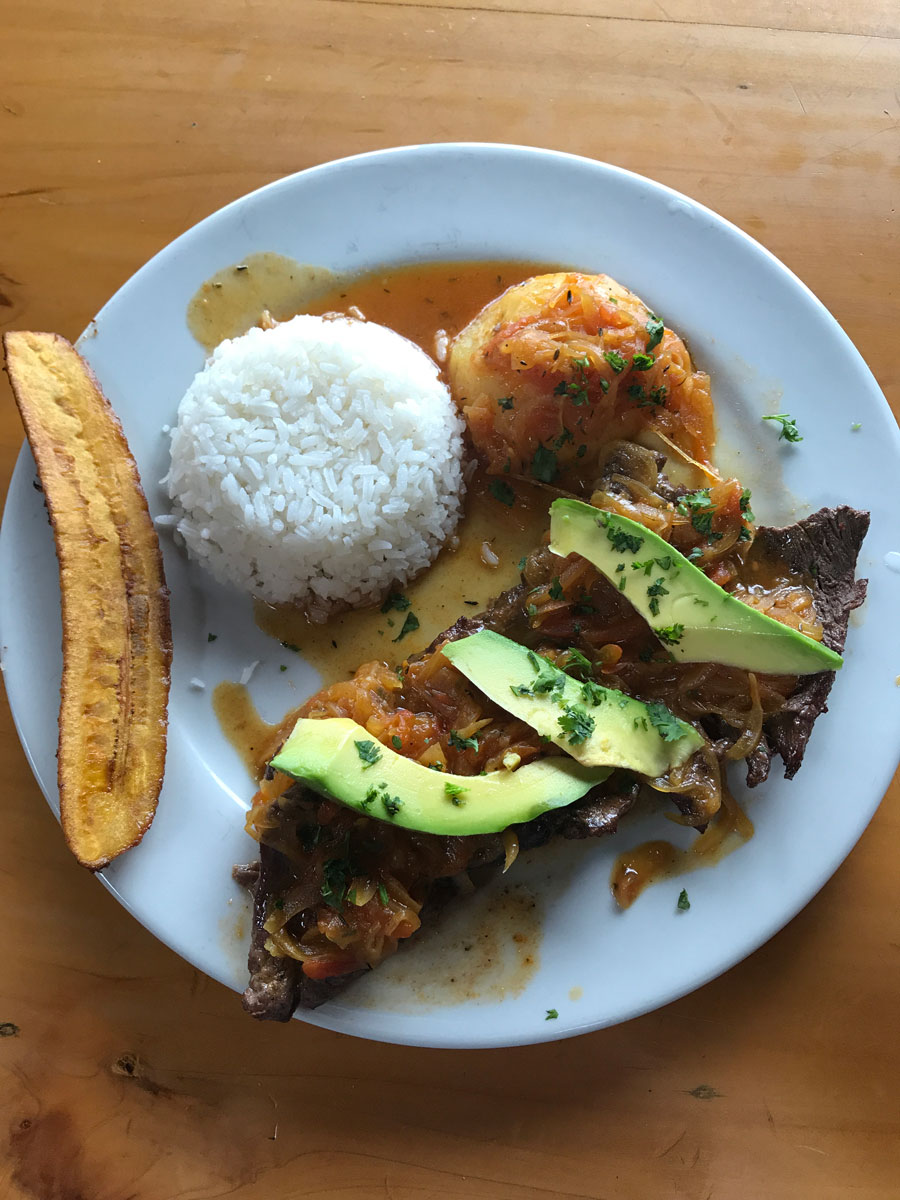 Traditional Colombian cuisine