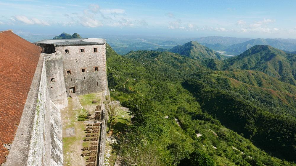 Citadel of Henri Christophe, Cap-Haïtien, Haiti