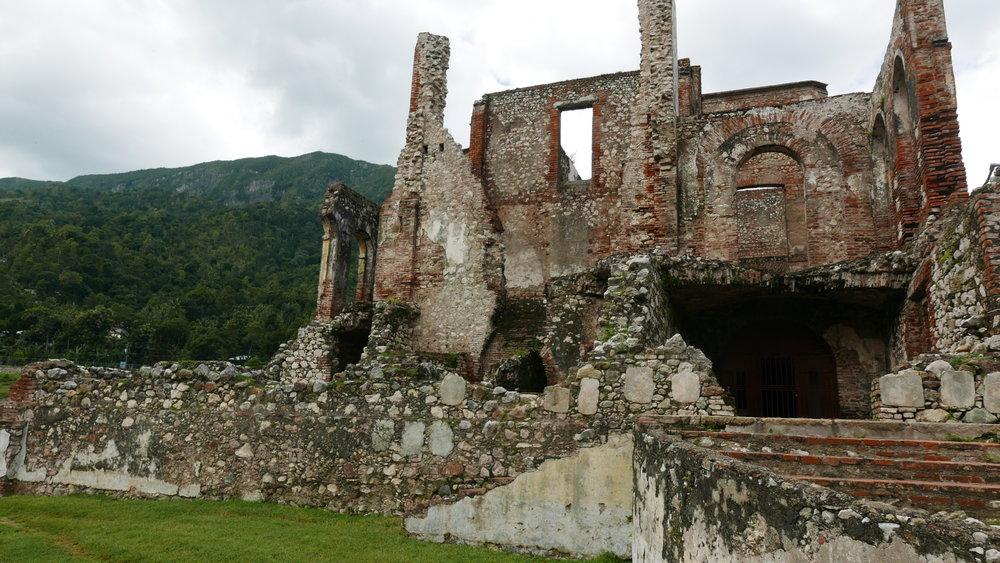 Sans-Souci, Cap-Haïtien Haiti