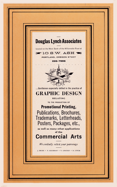 Doug Lynch Associates ad
