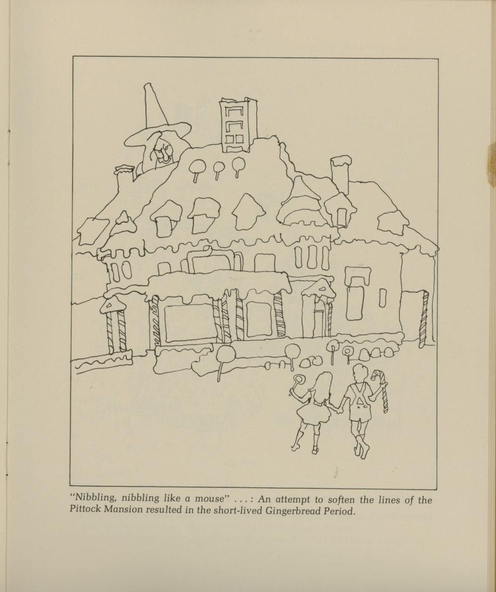 "Bennet Norrbo's ""Pittock Mansion"" zine"